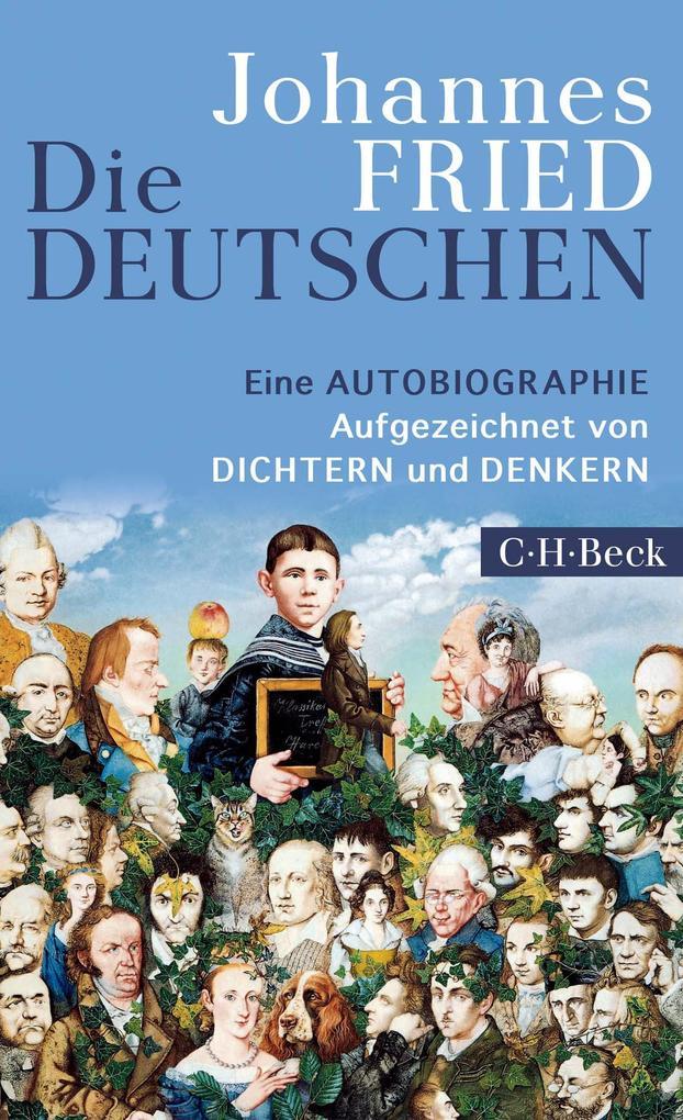 Die Deutschen als eBook