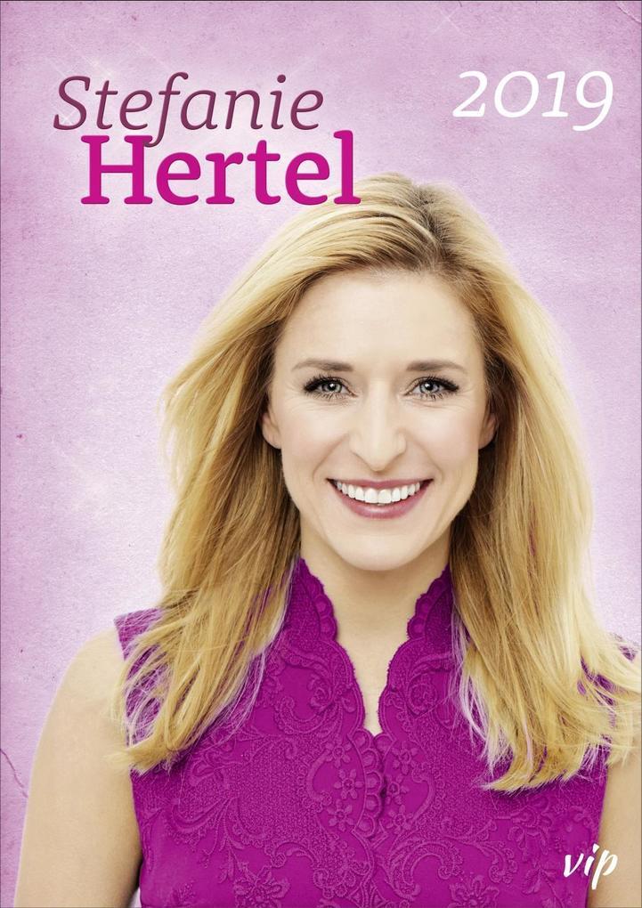 Stefanie Hertel 2019 als Kalender
