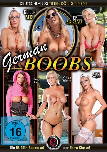 German Boobs, 1 DVD
