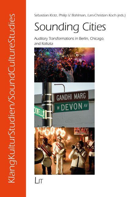 Sounding Cities als Buch von