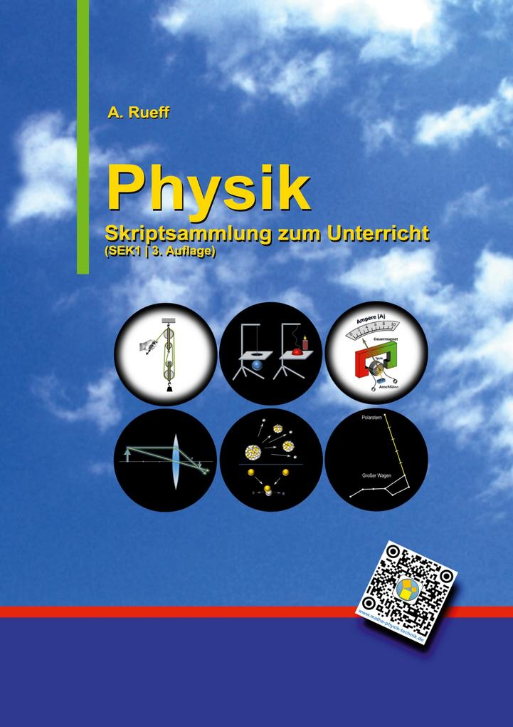 Physik als Buch von Andreas Rueff