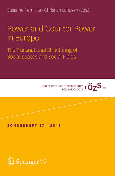 Power and Counter Power in Europe als Buch von