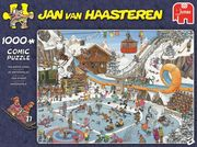 Jan van Haasteren - Die Winterspiele - 1000 Teile Puzzle