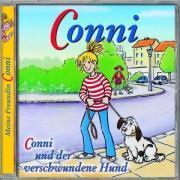 Conni. Conni und der verschwundene Hund. CD