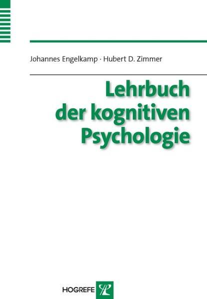 Lehrbuch der Kognitiven Psychologie als Buch vo...