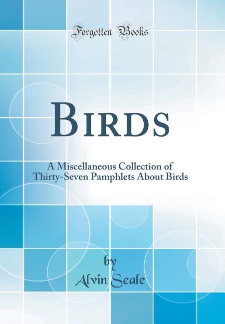Birds als Buch von Alvin Seale