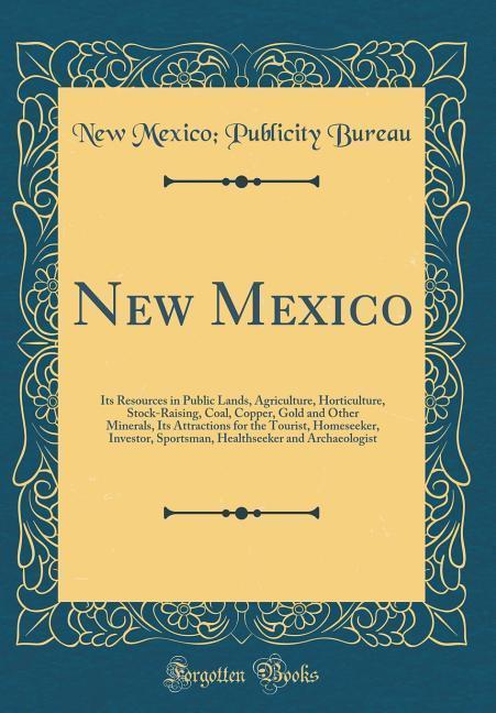 New Mexico als Buch von New Mexico Bureau