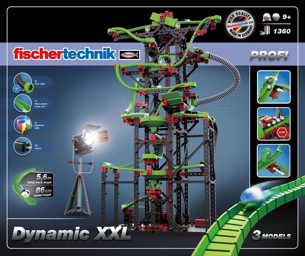 Image of Fischertechnik Dynamic Set - XXL