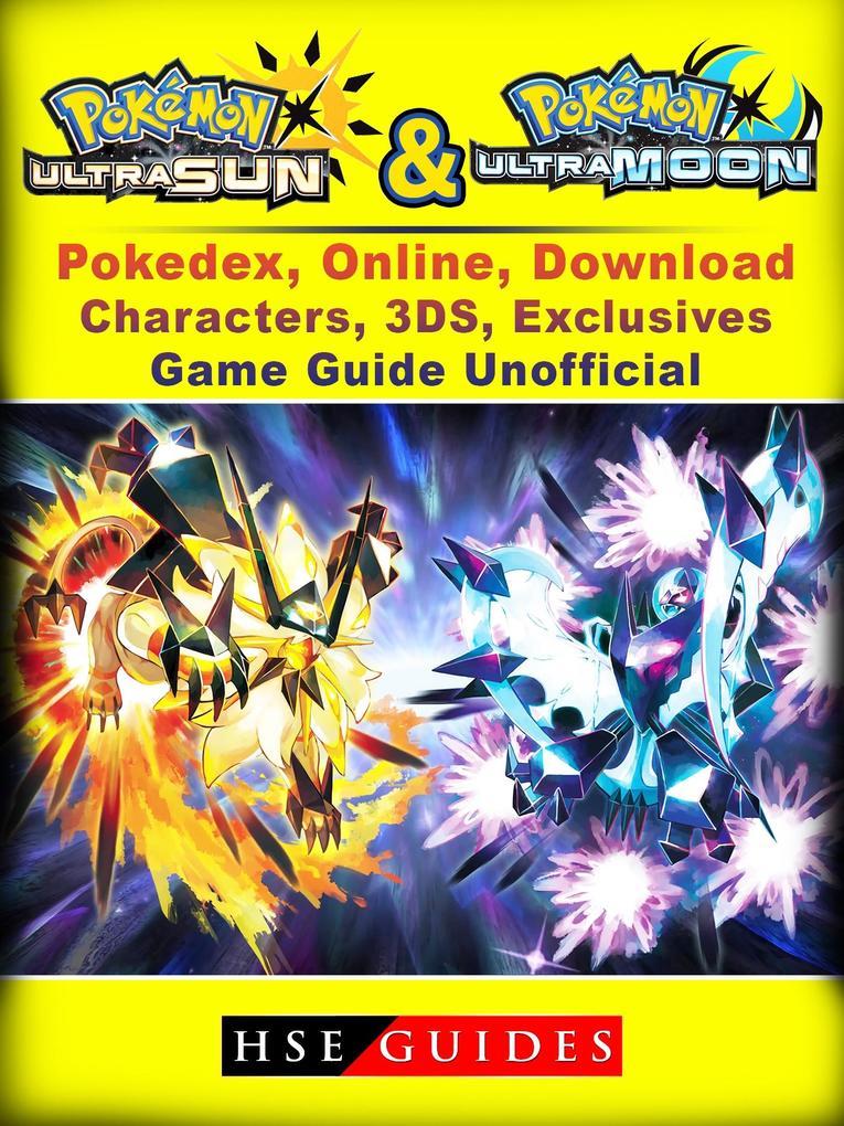 Pokemon Sun & Moon, Ultra, Pokedex, Online, Dow...