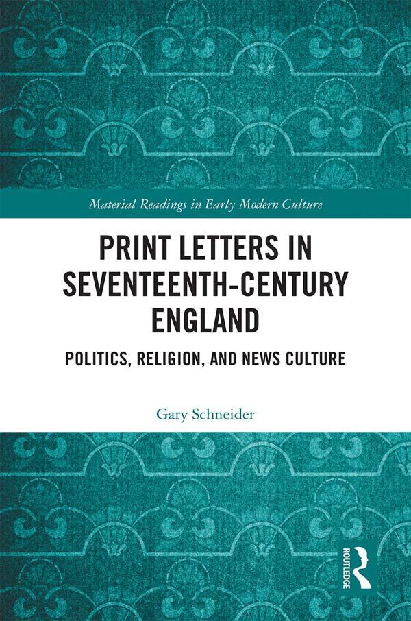 Print Letters in SeventeenthCentury England als...