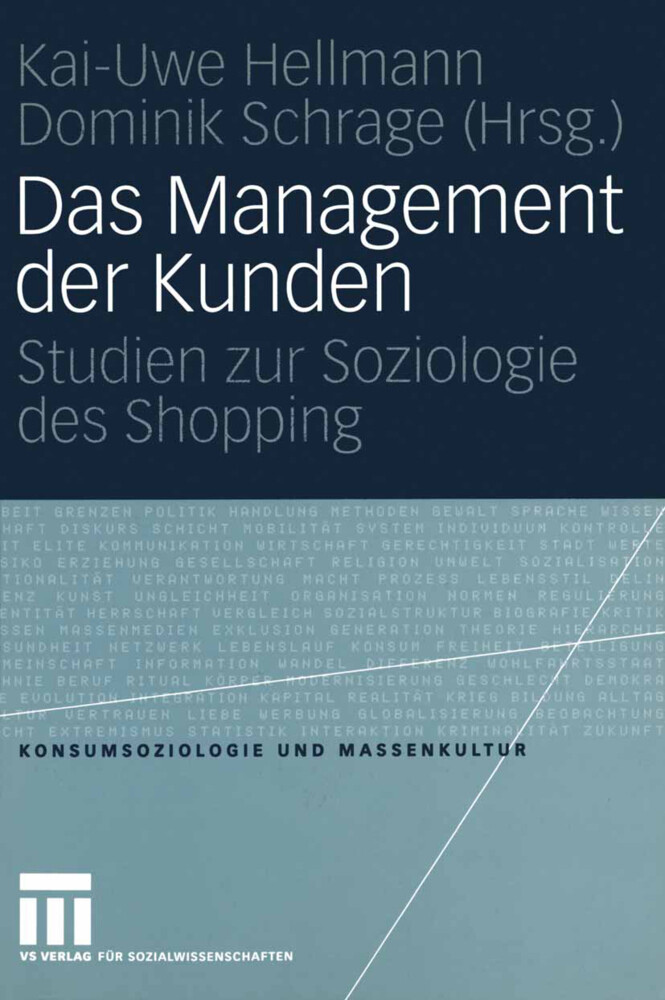 Das Management der Kunden als Buch von