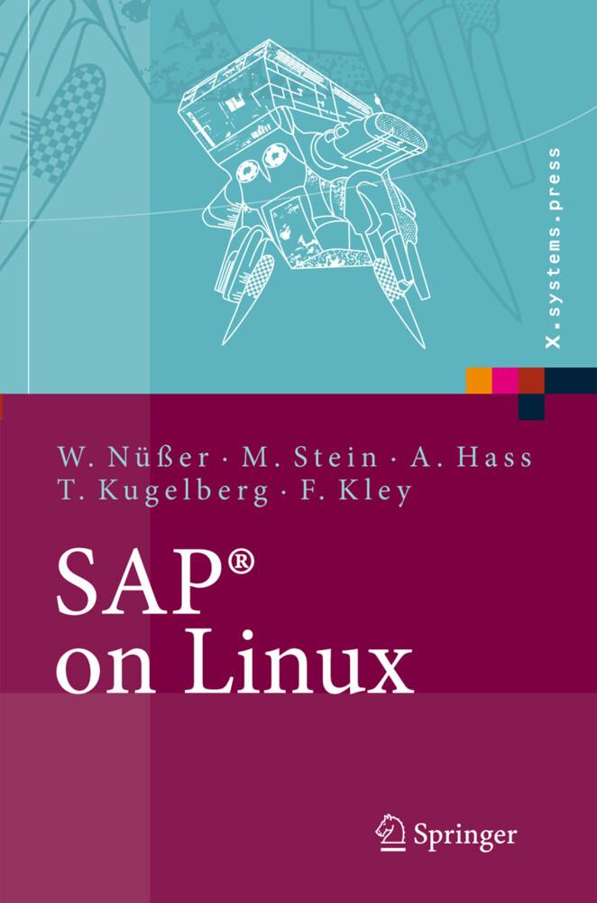 SAP on Linux als Buch von Wilhelm Nüßer, Manfre...