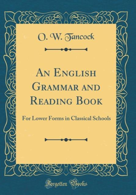 An English Grammar and Reading Book als Buch vo...