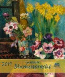 Gemalte Blumenpracht 2019