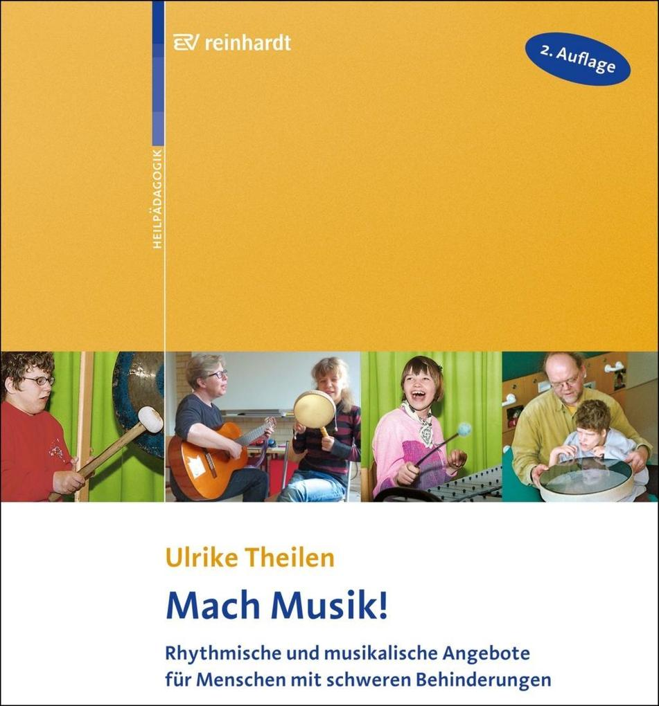 Mach Musik! als eBook Download von Ulrike Theilen