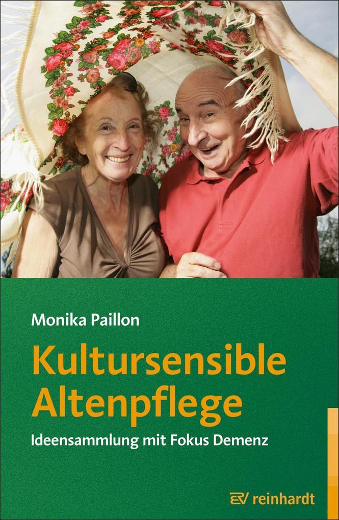 Kultursensible Altenpflege als eBook Download v...