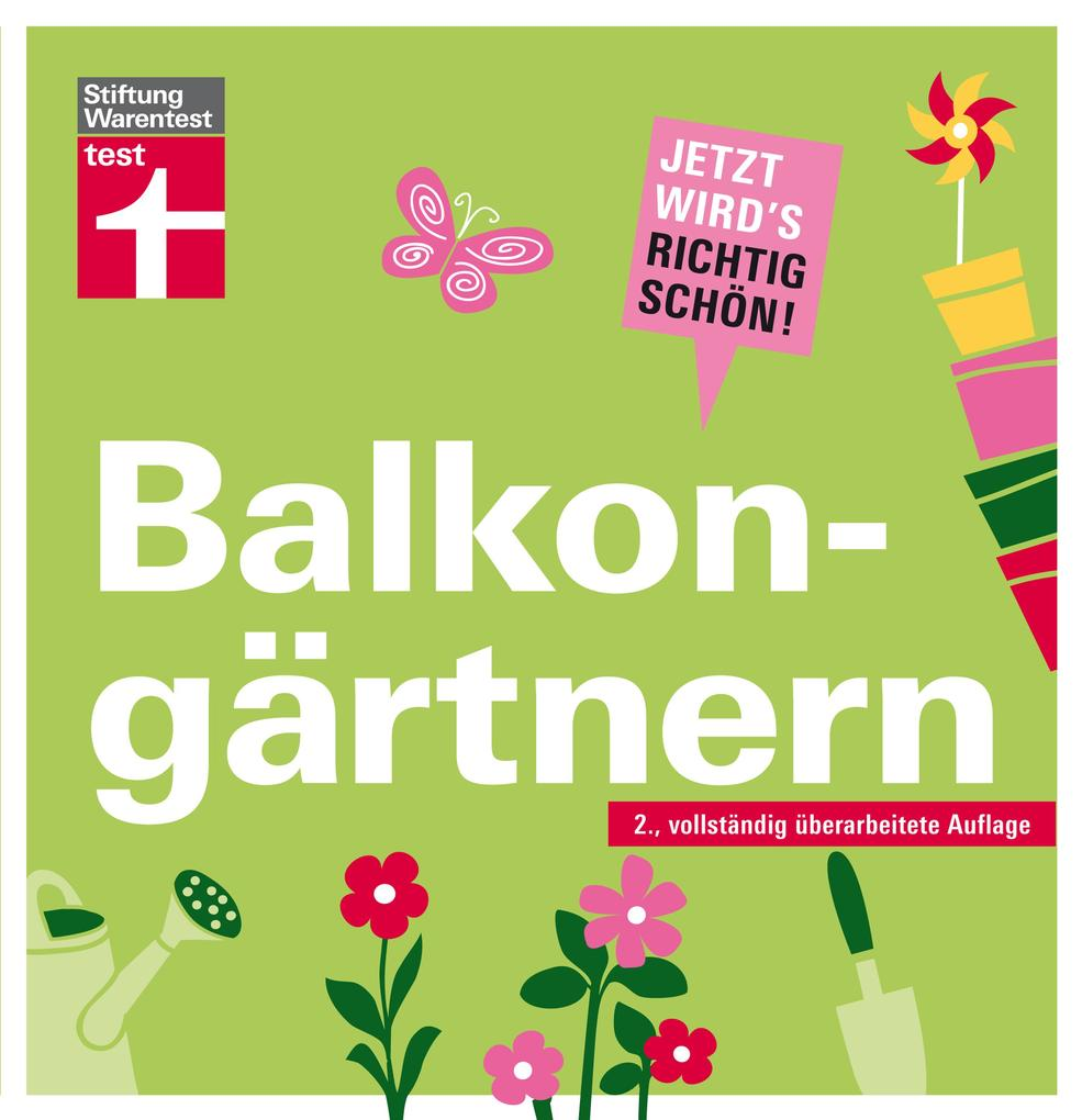 Balkongärtnern als eBook Download von Tobias Pe...