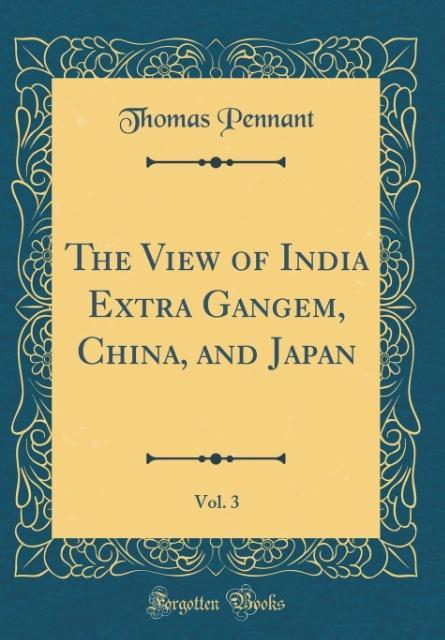 The View of India Extra Gangem, China, and Japa...