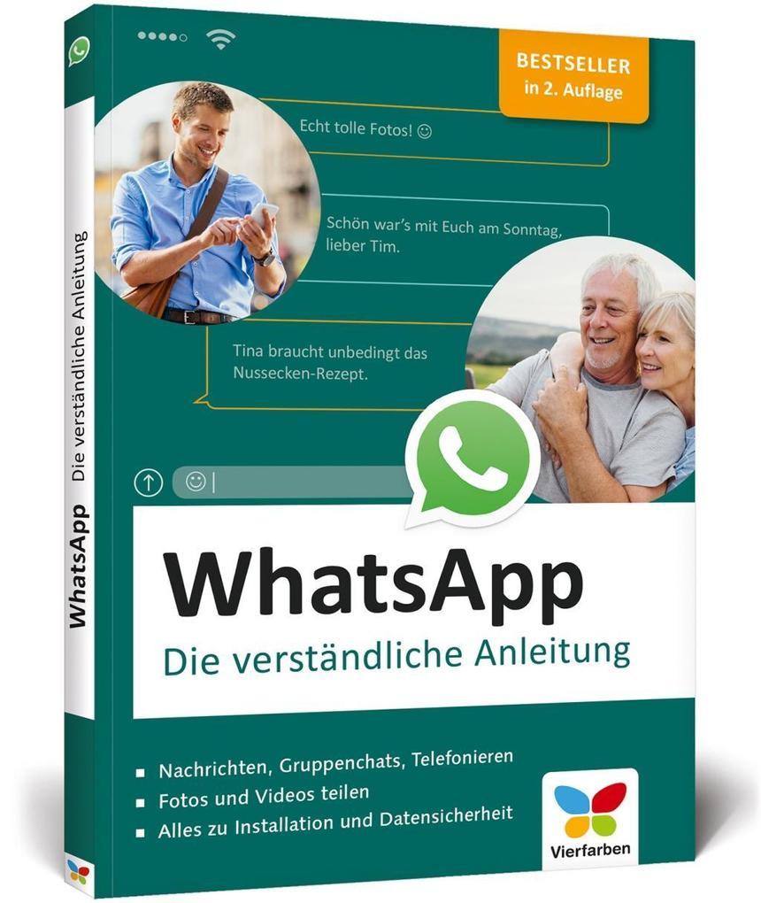 WhatsApp als Buch von Jürgen Schuh, Simone Schuh