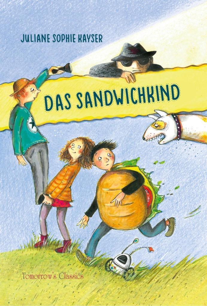 Das Sandwichkind als Buch
