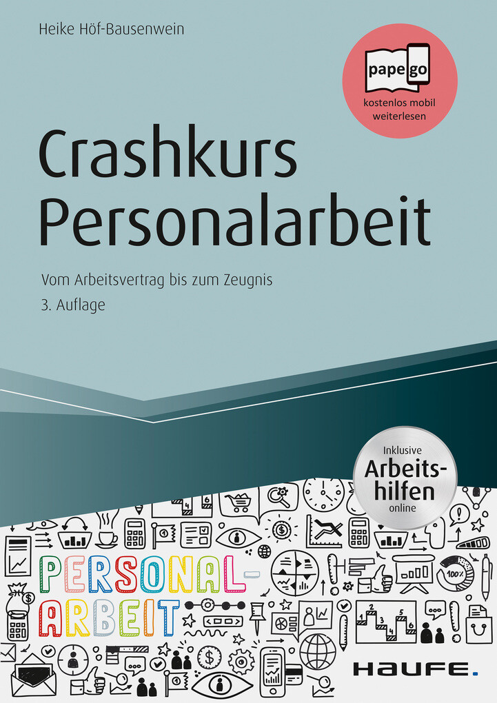 Crashkurs Personalarbeit - inkl. Arbeitshilfen online als eBook