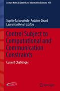 Control Subject to Computational and Communication Constraints
