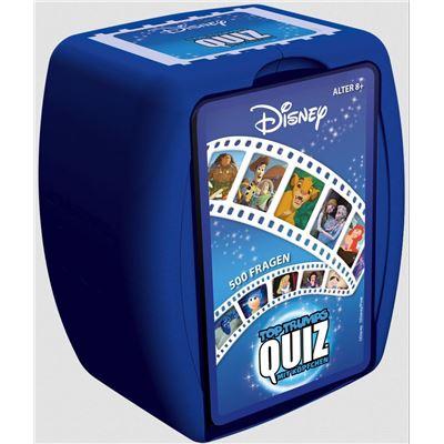 Image of Top Trumps - Quiz Disney Classic