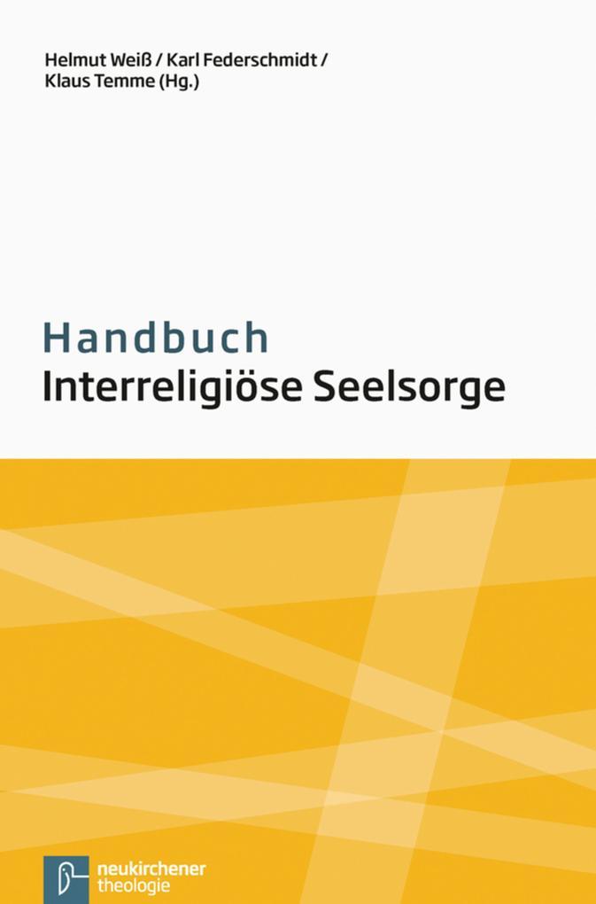Handbuch Interreligiöse Seelsorge als eBook Dow...