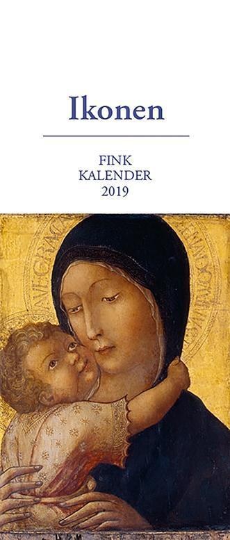 Ikonen 2019. Kunst-Postkartenkalender