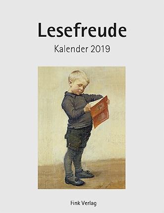 Lesefreude 2019 Kunst-Einsteckkalender