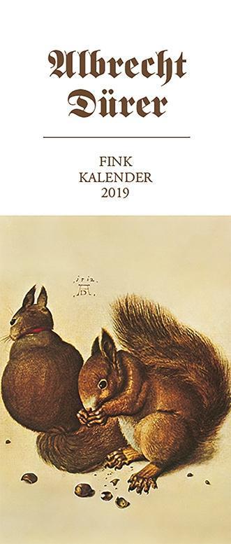 Dürer 2019. Kunst-Postkartenkalender