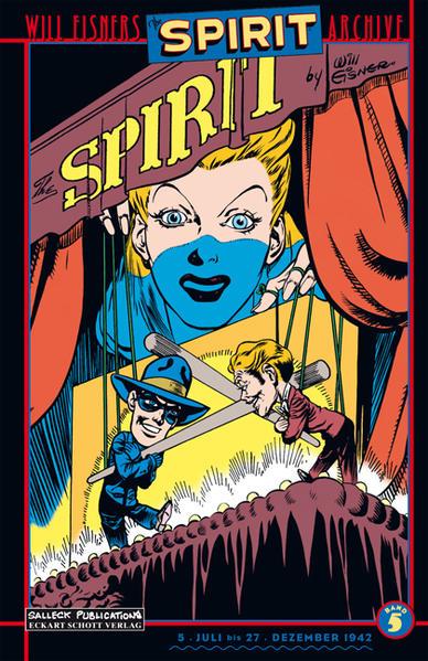 Spirit 05 - Jahrgang 1942 als Buch (gebunden)