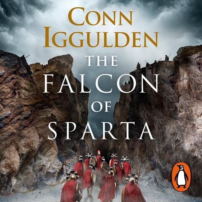 The Falcon of Sparta als Hörbuch CD von Conn Ig...
