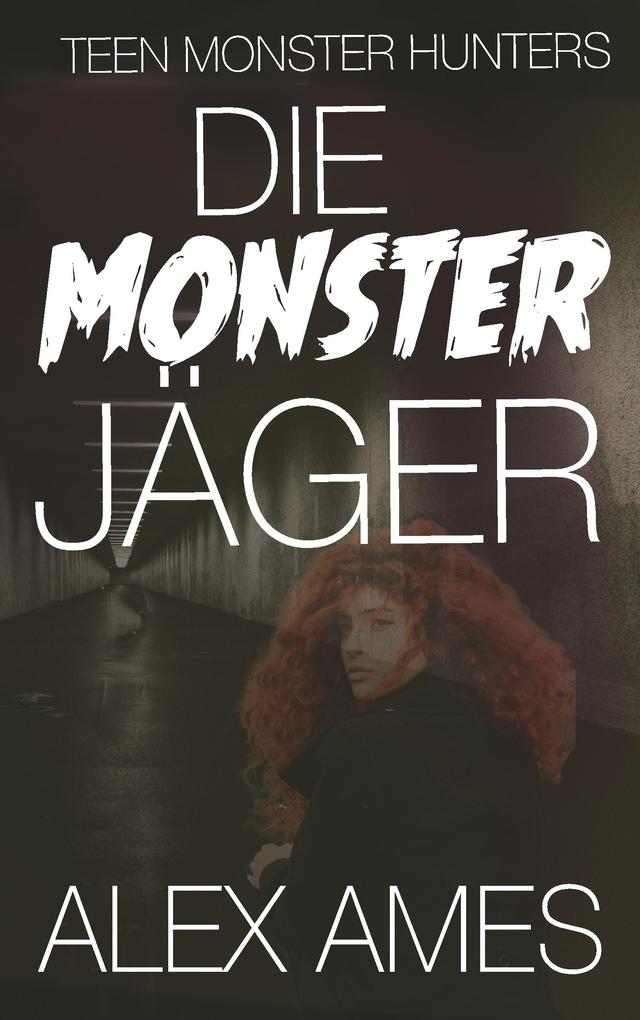 Die Monsterjäger als Buch