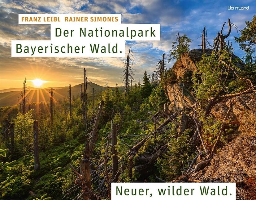 Der Nationalpark Bayerischer Wald als Buch von ...