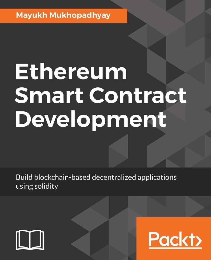 Ethereum Smart Contract Development als Taschen...
