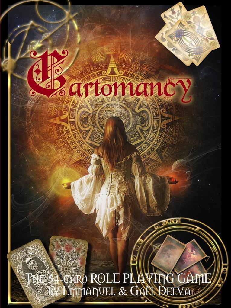 Cartomancy RPG English als Taschenbuch von Emma...
