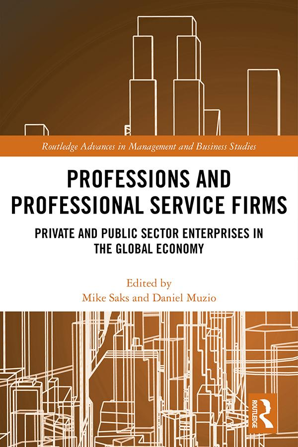 Professions and Professional Service Firms als ...