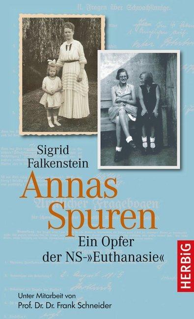 Annas Spuren als Buch