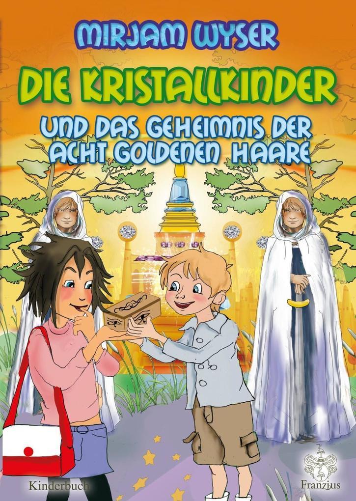Die Kristallkinder 02 als Taschenbuch
