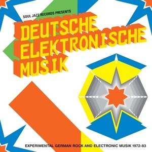 Deutsche Elektronische Musik 1972-81(B):New Editio