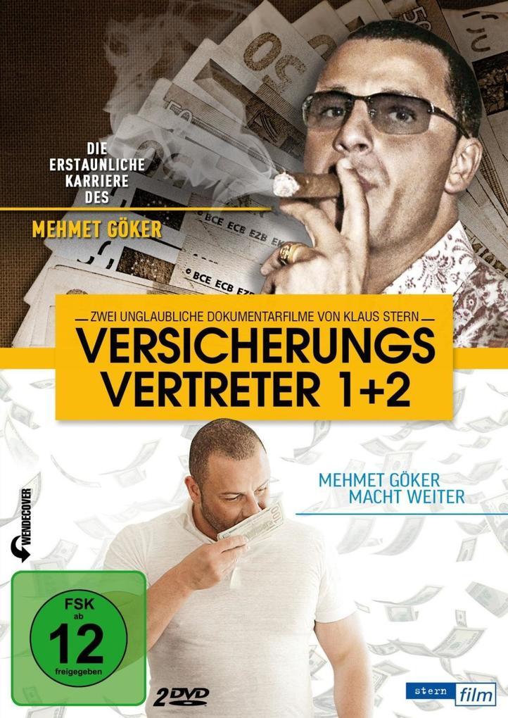 Versicherungsvertreter - Mehmet Göker Double-Fe...