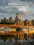 Einschreibkalender Dresden / Sächsische Schweiz 2019