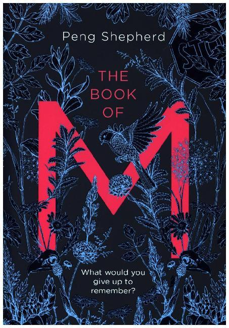 The Book of M als Buch