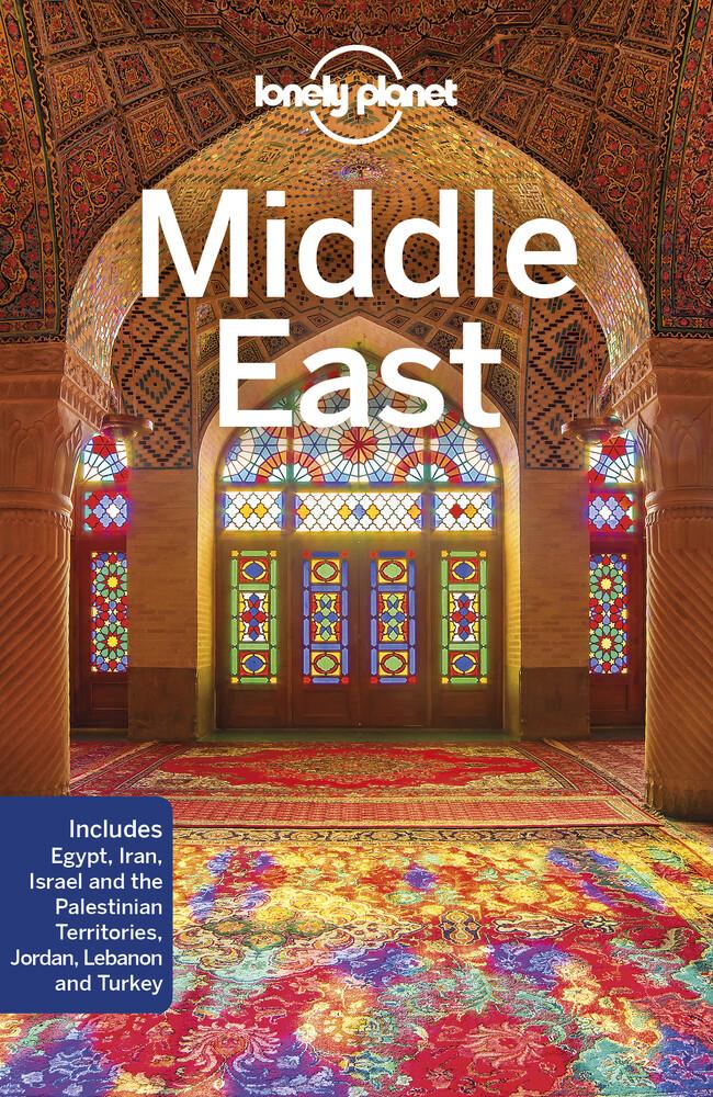 Middle East als Buch von Anthony Ham, Paul Clammer