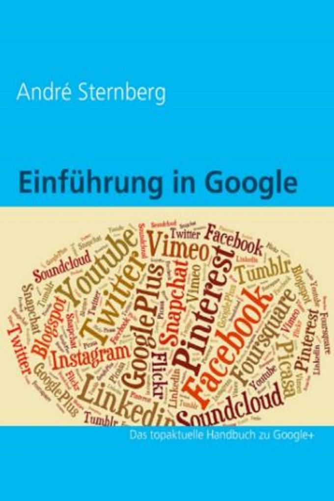 Einführung in Google+ als eBook epub