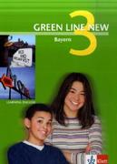 Green Line New 3. Schülerbuch. Bayern