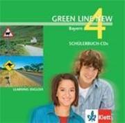Green Line New 4. Audio CD. Bayern
