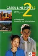 Green Line New E2 2. Trainingsbuch Standard- und Schulaufgaben, Heft mit Audio-CD