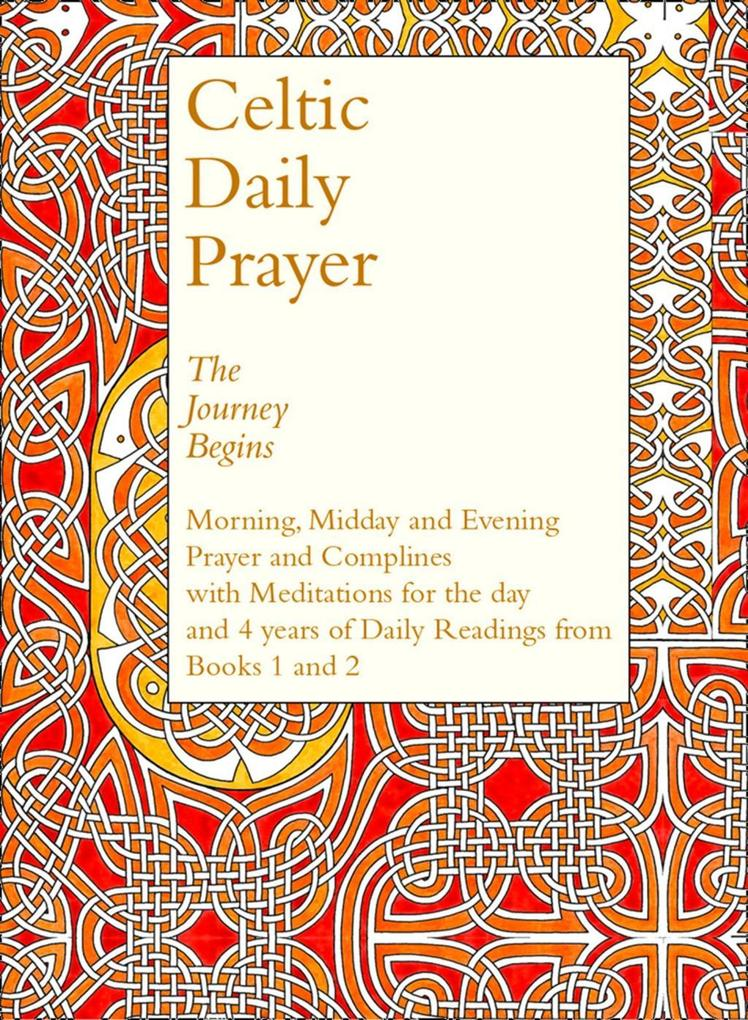 Celtic Daily Prayer als eBook Download von